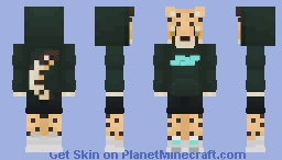 So (-ja) Cheetah Minecraft Skin