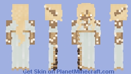 Female Common Ae Il'ha | LF | 𝔼𝕄 Minecraft Skin