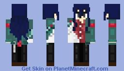 Haiji Towa - Danganronpa Another Episode: Ultra Despair Girls Minecraft Skin