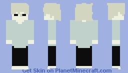 kinsuqee Minecraft Skin
