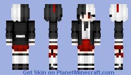 Haishe Gender-bent / Request Minecraft Skin