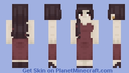 Toxic (Yael Naim cover) but the housewife poisoned your mom to finally be with your dad ; andronitis Minecraft Skin
