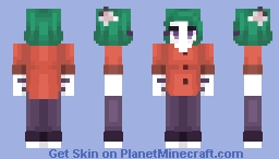 sarah Minecraft Skin