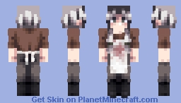 [FRP] The Meat Merchant Minecraft Skin