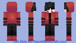 jacal (skin remake) Minecraft Skin