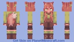 ♡ eternal youth ♡ Minecraft Skin
