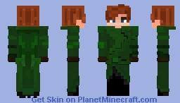 Brainwave (Stargirl!) Minecraft Skin