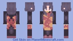 stalker // kai satou // your turn to die (kimi ga shine) Minecraft Skin