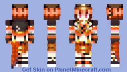Sore koso honmou da ne Minecraft Skin