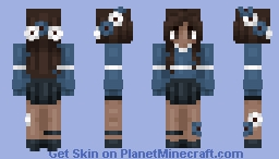 Honesty Without Tact is Cruelty Minecraft Skin