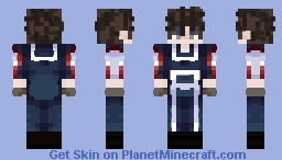 don't ask what this is Minecraft Skin