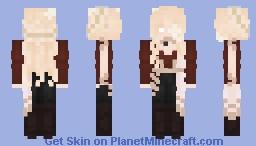 The Fallen   LF   𝔼𝕄 Minecraft Skin