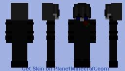 sad skin Minecraft Skin