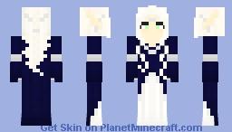 Eliseii - Elf Princess [Ambervale] Minecraft Skin