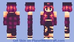 gen - ce Minecraft Skin