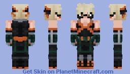 Katsuki Bakugo | My Hero Academia Minecraft Skin