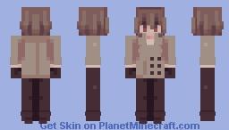 GORO AKECHI Minecraft Skin