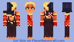 Mut - Egyptian Goddess Minecraft Skin