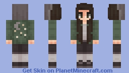SKATE FAST EA-wait i can't say that here Minecraft Skin