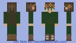 Azolla Minecraft Skin