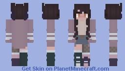 just follow everywhere i go~ rce Minecraft Skin