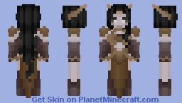 Deathpact Angel [Request] Minecraft Skin