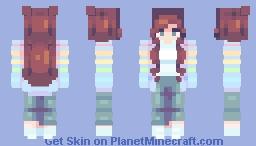 pride - skin request Minecraft Skin
