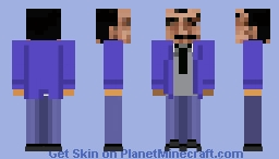 Motermier Goth (The Sims 1 PS2 Console) Minecraft Skin