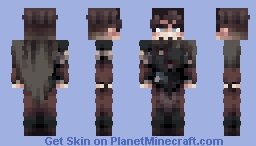 [FRP] Mysterious Rogue ; Request Minecraft Skin