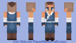 "-""Meat and sarcasm, that's all I got. Pretty much my whole identity."" Minecraft Skin"