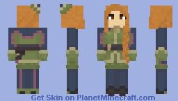 [Ambervale] Isabella Minecraft Skin