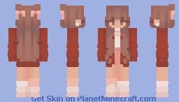 adore u Minecraft Skin