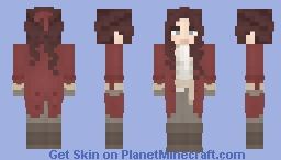 [LOTC] Riding Minecraft Skin