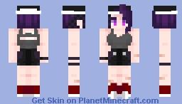 Kylieee -  oc Minecraft Skin