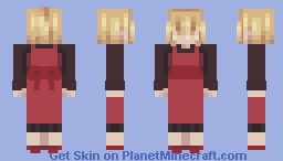 LAHEL Minecraft Skin