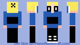 [Rowdy Ruff Boy] Boomer Minecraft Skin