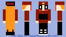[Rowdy Ruff Boys] Brick Minecraft Skin