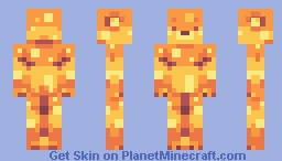 Sweeter than Honey Minecraft Skin