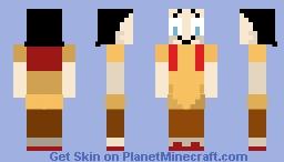 Ms.kene (PPG) Minecraft Skin