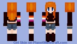 ~Lesbian Skin For Pride Month~ Minecraft Skin