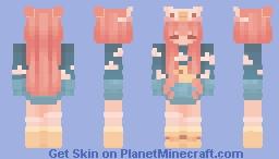 sweet dreams - sf Minecraft Skin