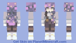 Blossoms- SF Entry Minecraft Skin