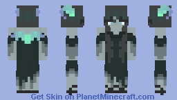 The Swamp Witch - OC Minecraft Skin