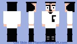 Professor Utonium (1998 PPG) Minecraft Skin