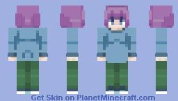 Shouta Magatsuchi Minecraft Skin