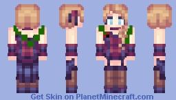 ya Minecraft Skin