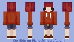 ~Request for Albertovr61: Skin Remake~ Minecraft Skin