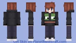 Skins for Friends: Jarod Minecraft Skin