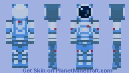 Lego MInecraft Skin Pack 2 Astronaut. Minecraft Skin