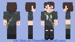 Connor Murphy  -  🎵Dear Evan Hanson🎵 Minecraft Skin